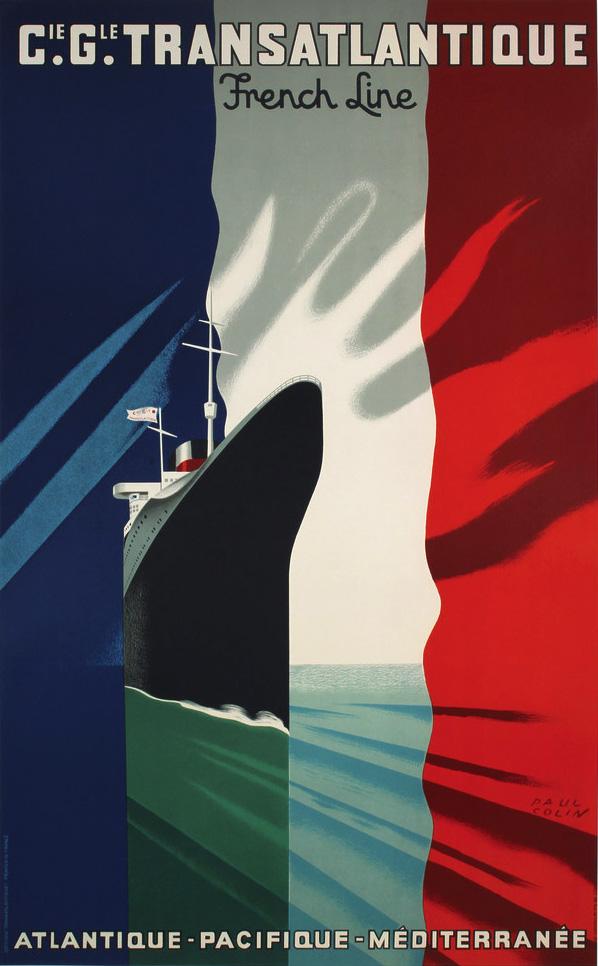 Paul Colin, Ca. 1950