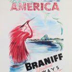 Braniff Air, 1954
