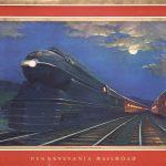Penn Rail, 1938