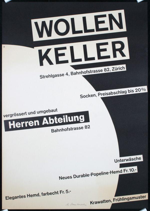 Wollen Keller By Stankowski
