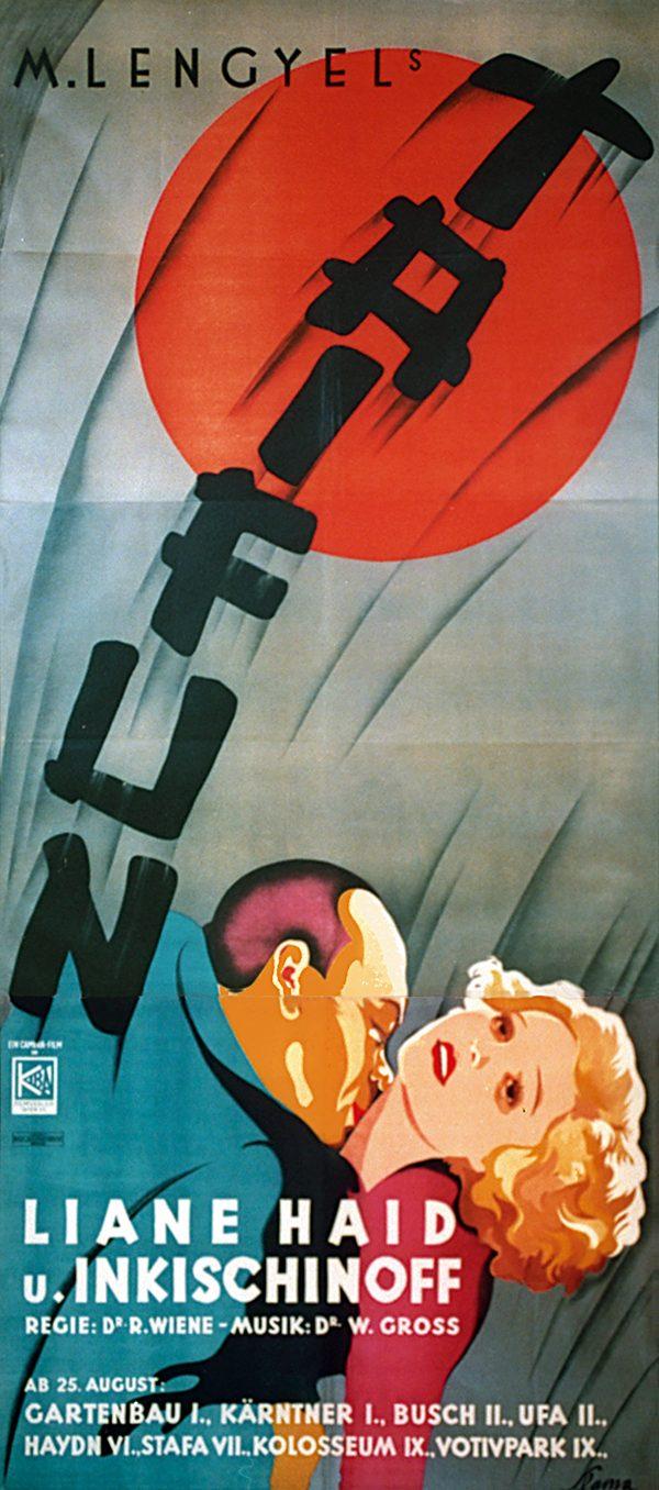 Taifun, Ca. 1934