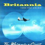 BOAC - Britannia 1955