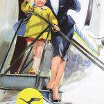Lufthansa, 1956