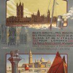 London - Venezia, 1908