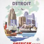 Detroit, Bern Hill, 1950s