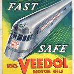 Veedol (Flying Yankee), 1940s