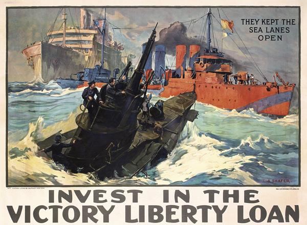 US World War I, 1919