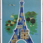 Air France - Paris, 1952