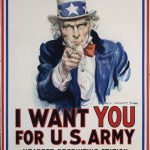 I Want You For U.S. Army, 1917