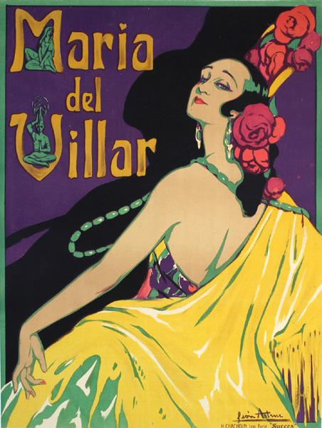 Maria Del Villar, Ca. 1925