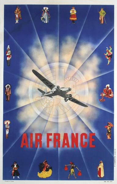 Air France, 1937