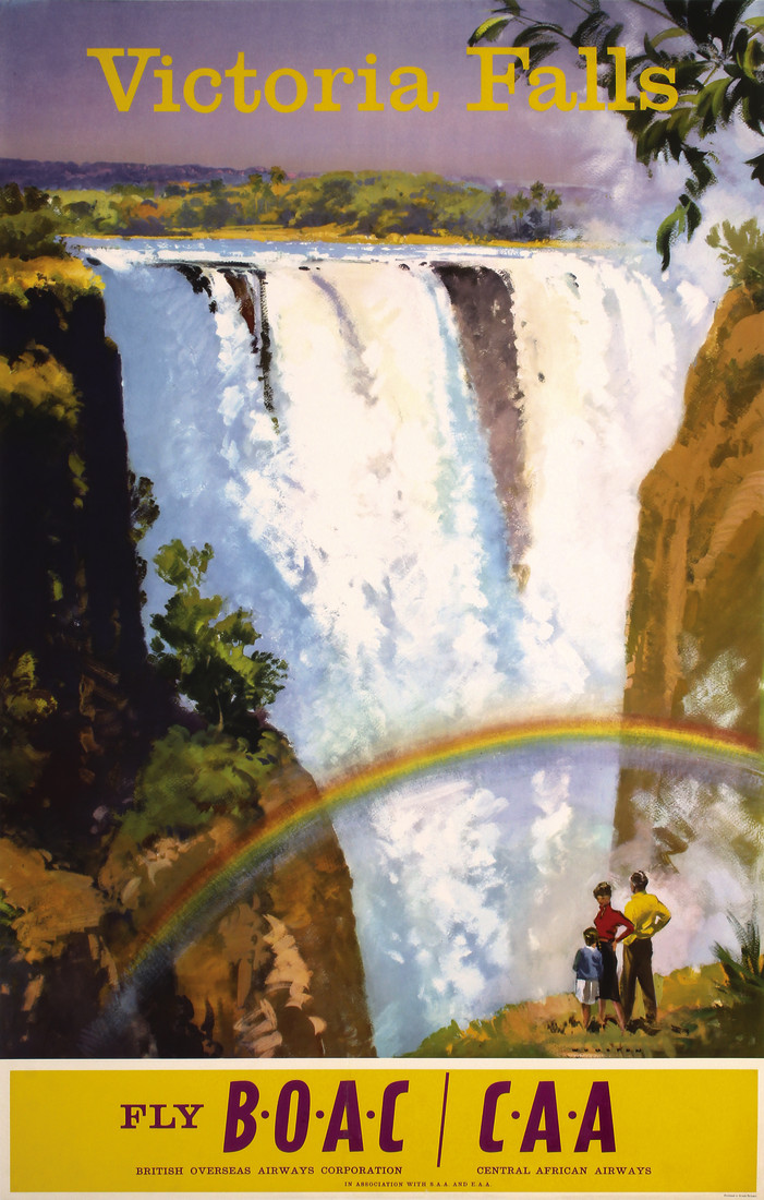 Victoria Falls, From The October 20, 2018 Auction