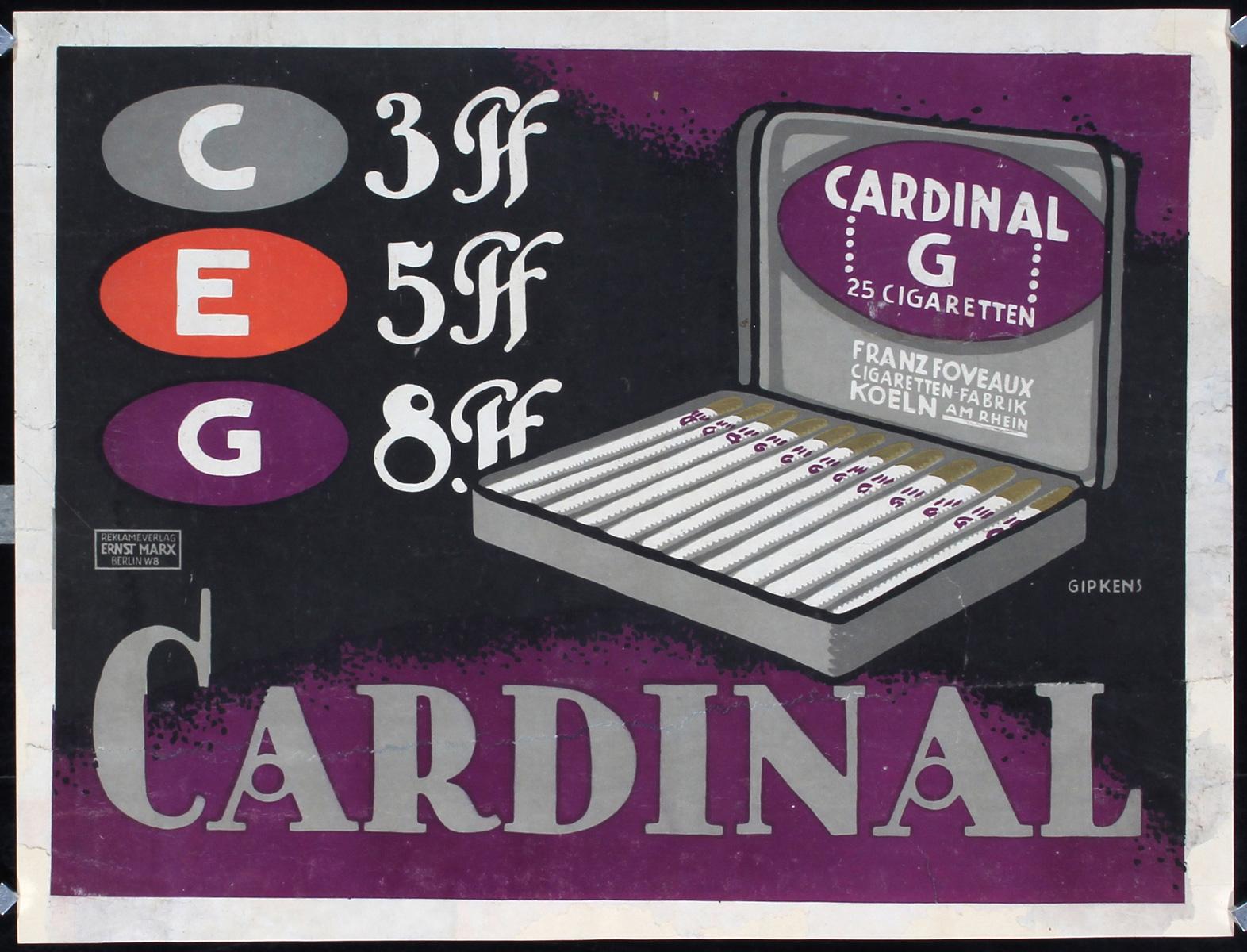 Cardinal By Gipkens