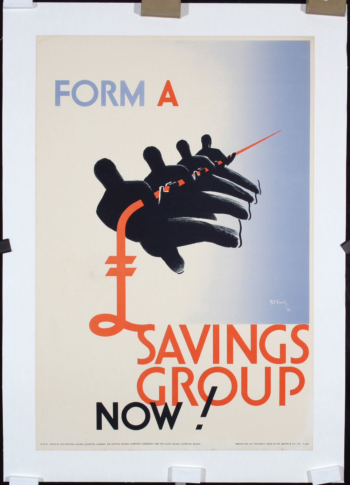 Form A Savings Group Now