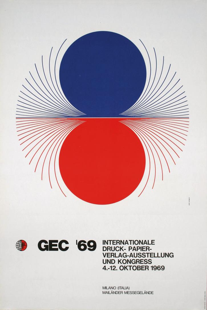 Design, Montagnini, 1969