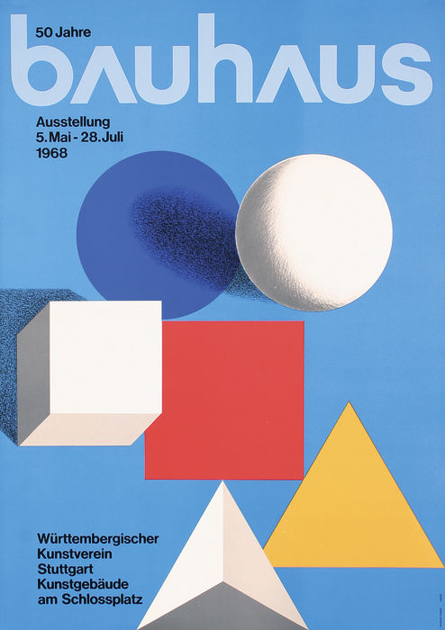 Bauhaus By Herbert Bayer