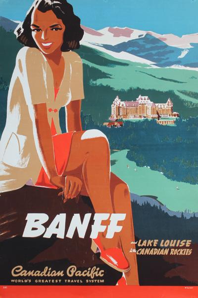 Banff, 1950s