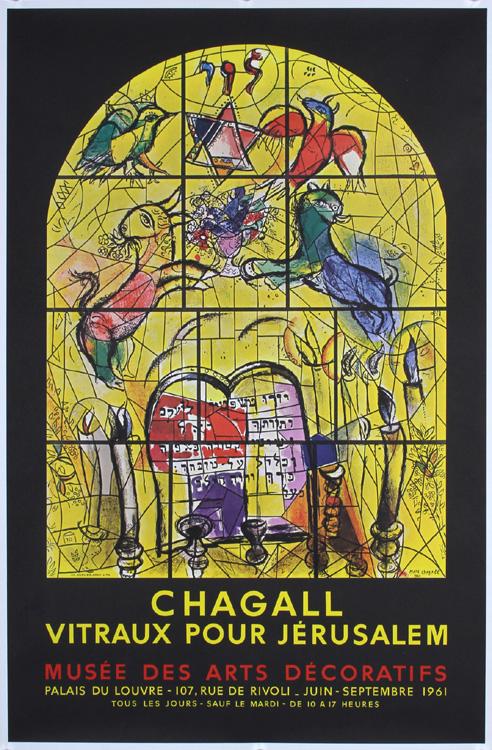 Chagall, 1961