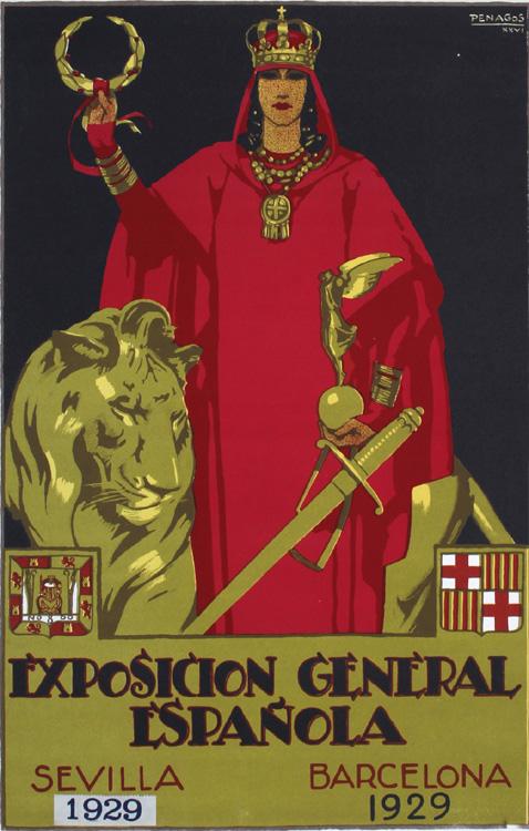Exposition Espagnola, 1929