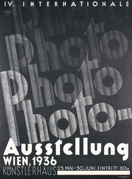 Internationale Photo-Ausstellung, 1936
