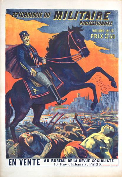 Psychologie Du Militaire, Ca. 1922
