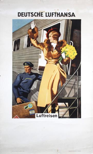 Lufthansa, 1935
