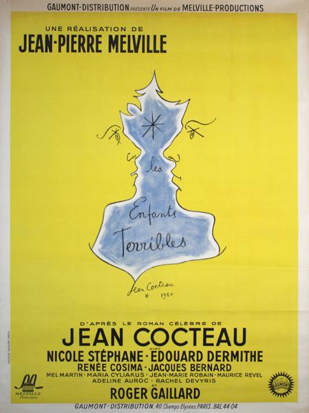 Jean Cocteau, 1950