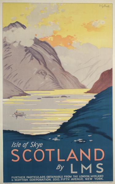 Scotland By LMS, Ca. 1935