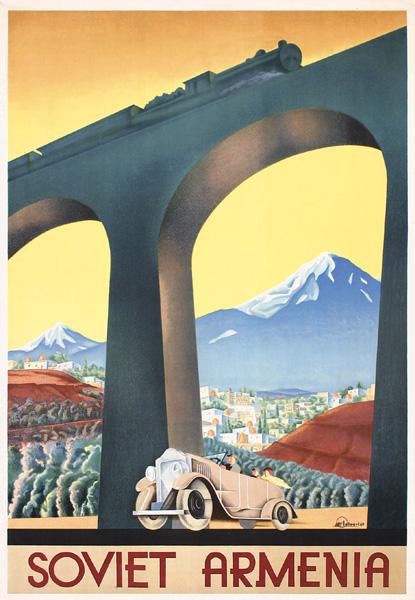 Soviet Armenia, 1930s