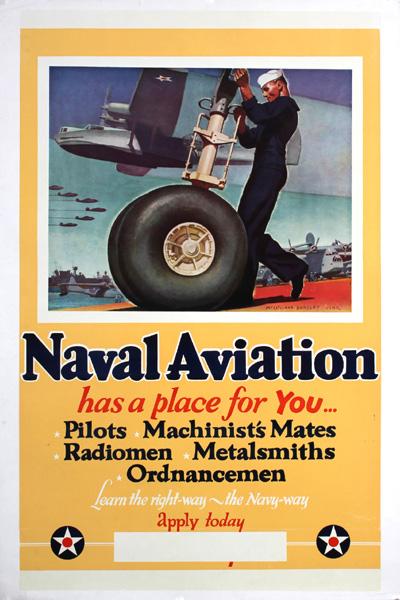 Naval Aviation, 1941