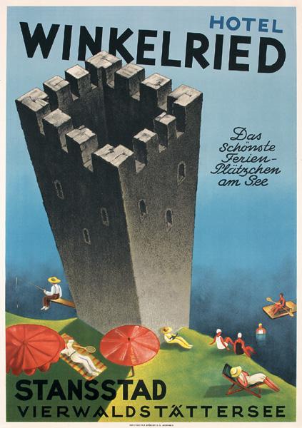 Swiss Travel, 1930s