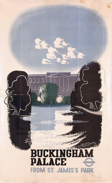 McKnight Kauffer, 1934