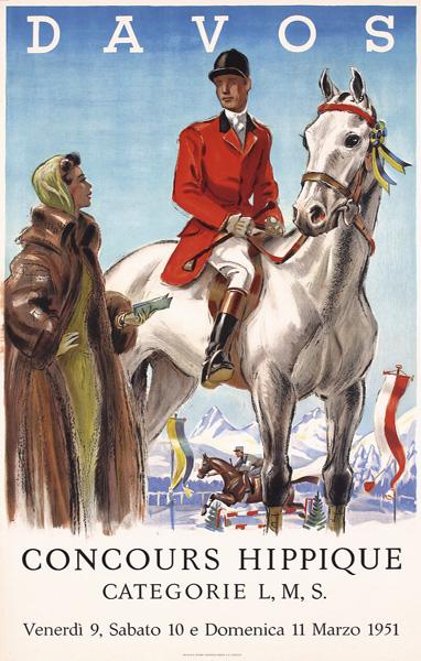 Davos, 1951