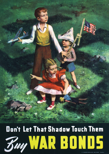 Don't Let That Shadow Touch Them, 1942