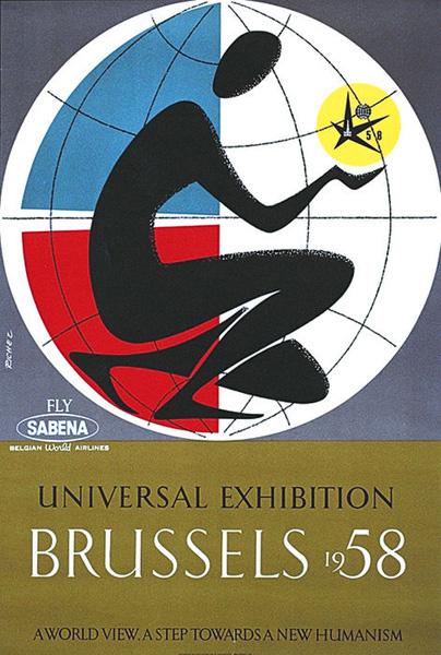 World's Fair Brussels, 1958