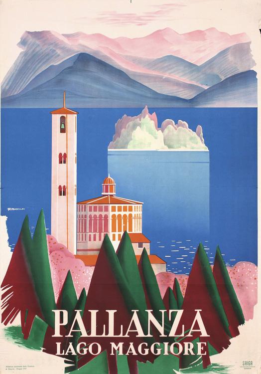 Lago Maggiore, Riccobaldi, 1947